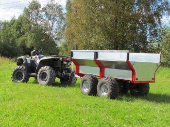 ATV aanhangwagen