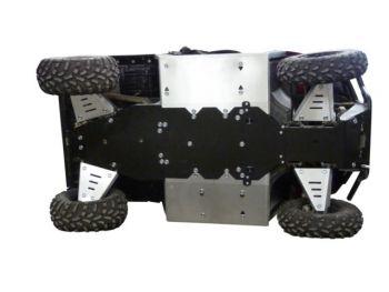 Slipplaat Complete KIT - Polaris 570 Ranger
