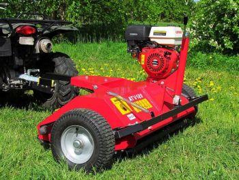 ATV klepelmaaier, 15hp  motor