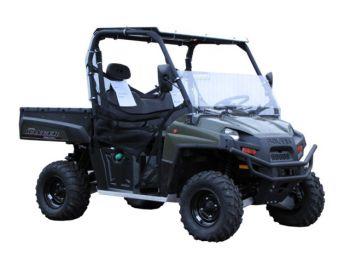 Voorruit (lower) Polaris 900 Diesel Ranger