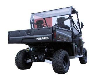 ACHTERZIJDE scherm Polaris 900 Diesel Ranger