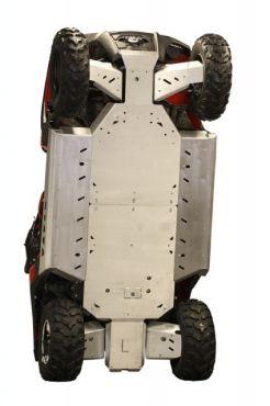 Slipplaat Complete KIT - Polaris RZR 800