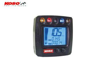 Koso XR-S 01 digitaal mutlifunctionele Speedometer