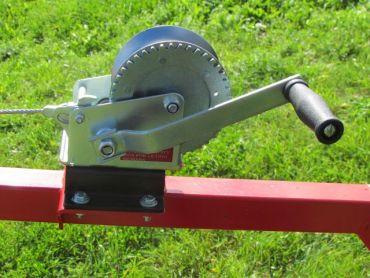 handmatige lier kit voor ATV houtblokken trekker