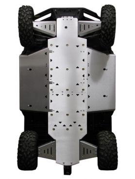 Slipplaat Complete KIT - Polaris 800 Ranger EPS