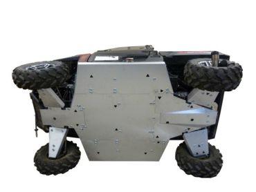 Slipplaat Complete KIT - Polaris 900XP Ranger