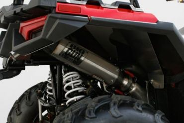 BIG GUN Polaris Sportsman 850/XP 1000 (17-18) EXO U Uitlaat