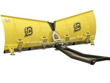 Universele V-Pro Sneeuw Ploeg Kit voor ATVs - 180cm Mes