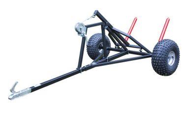 ATV baal aanhangwagen