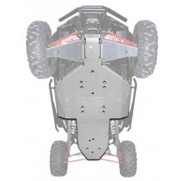 Volledige ALU Skid plaat - RZR Turbo 2017