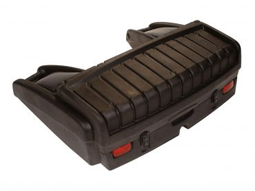 Kimpex 2 Bovenzetel ACHTERZIJDE Cargo Box ATV ZWART