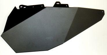 PANEEL DOOR ZWART - POLARIS RZR 1000 XP