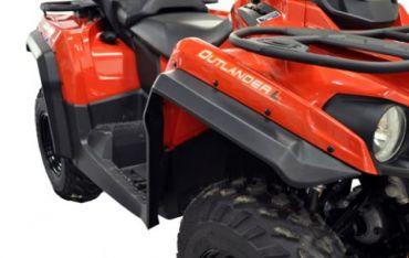 Kimpex Overfender Set Can-Am 450/500/570L/all L MAX