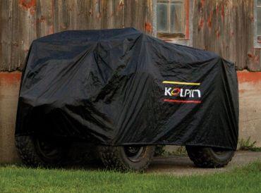 KOLPIN ATV BEDEKKING GROOT ZWART