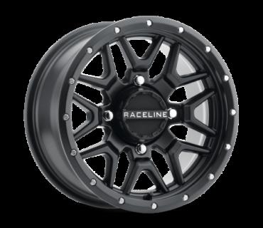 Raceline - SIMULATED BEADLOCK KRANK 14X7 4/137 ATV-velg